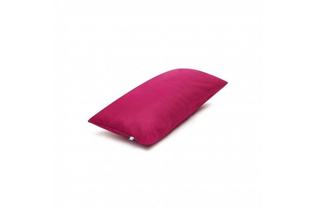 Malinově růžový povlak na polštář Mumla Basic, 30 x 60 cm