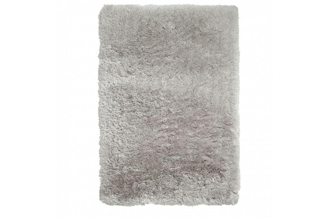 Světle šedý ručně tuftovaný koberec Think Rugs Polar PL Light Grey, 60 x 120 cm