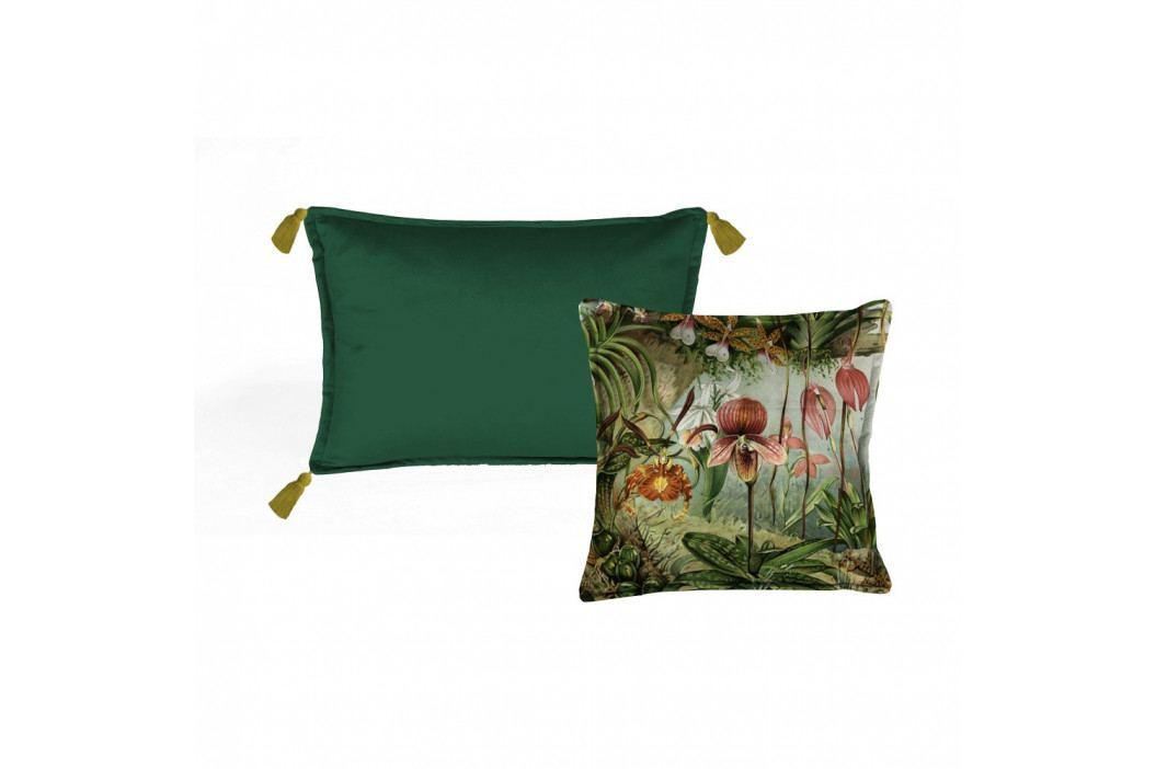Sada 2 dekorativních polštářů Velvet Atelier Potion