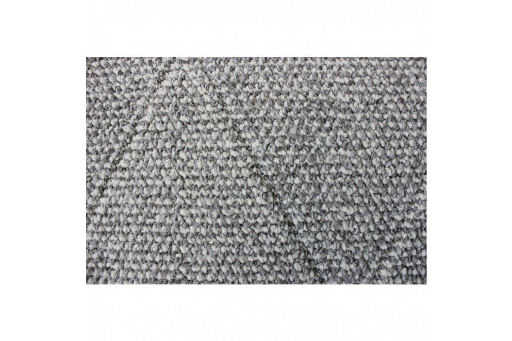 Koberec Flair Rugs Petronas Grey, 57 x 230 cm