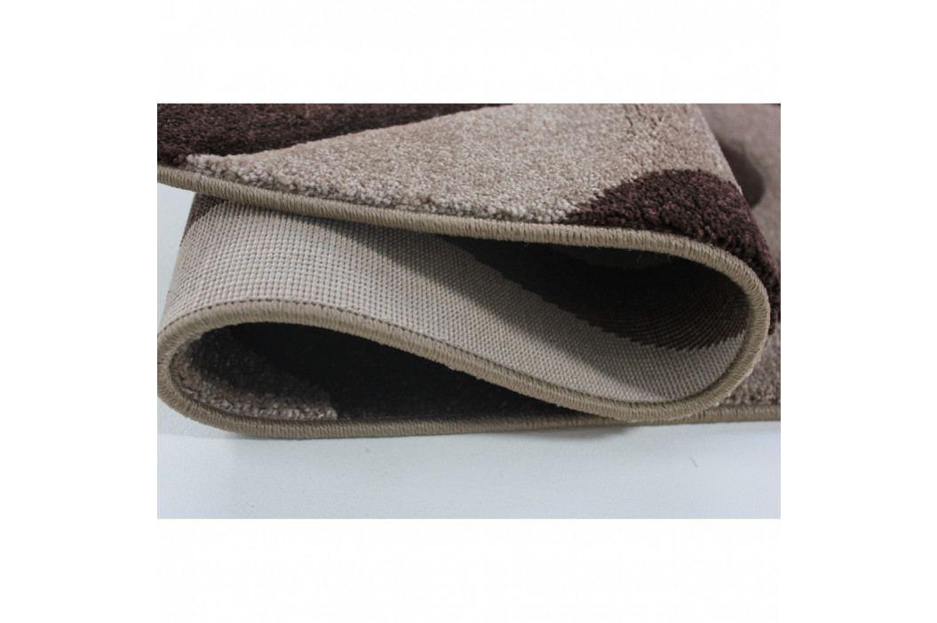 Béžovohnědý koberec Flair Rugs Elude Beige Brown, 80x150cm