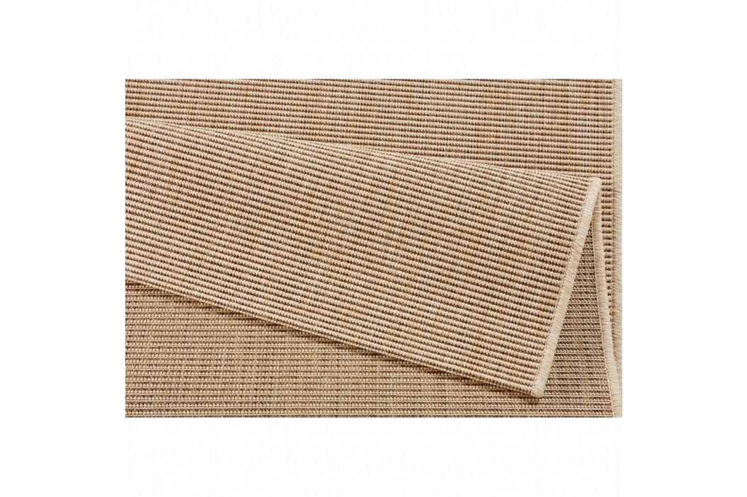 Béžový koberec vhodný do exteriéru Bougari Match, 80x150cm