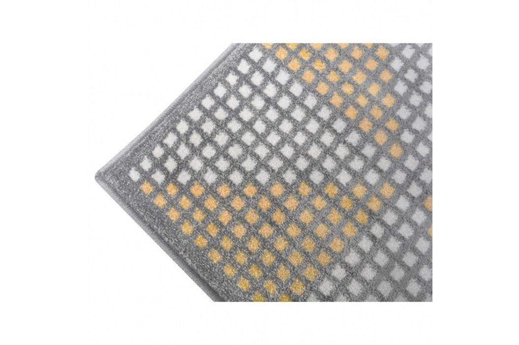 Šedý koberec Cosmopolitan design Benelux, 200 x 290 cm