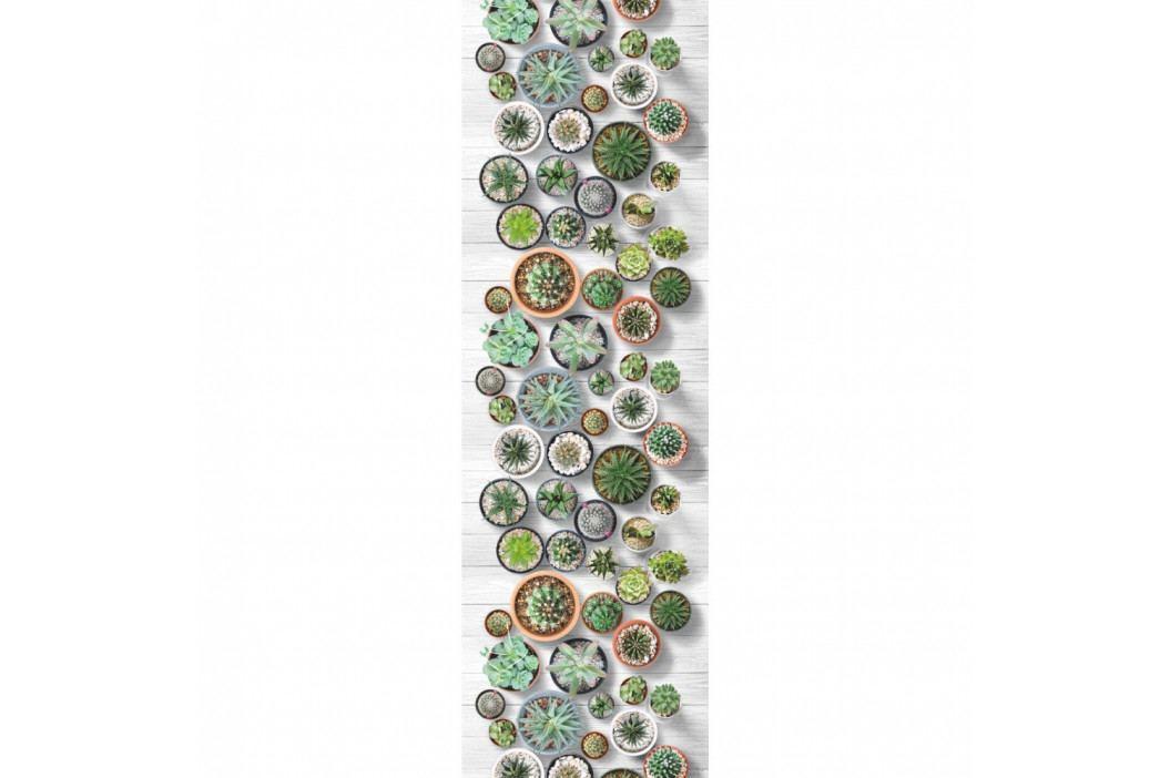 Vysoce odolný běhoun Webtappeti Cactus, 58x115cm