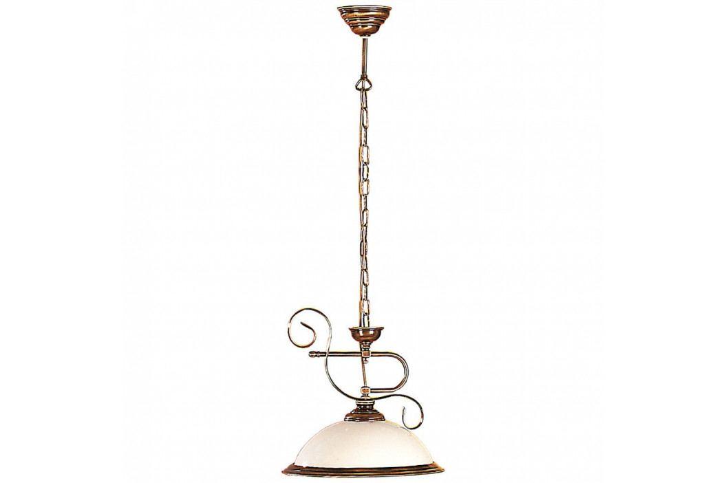 Závěsné svítidlo Glimte Patina, ⌀ 34 cm