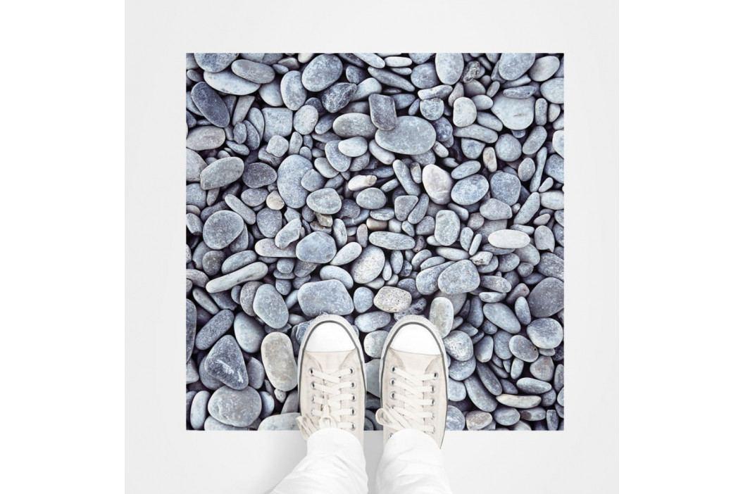 Samolepka na podlahu Ambiance Slab Stickers Pebble, 30 x 30 cm obrázek inspirace