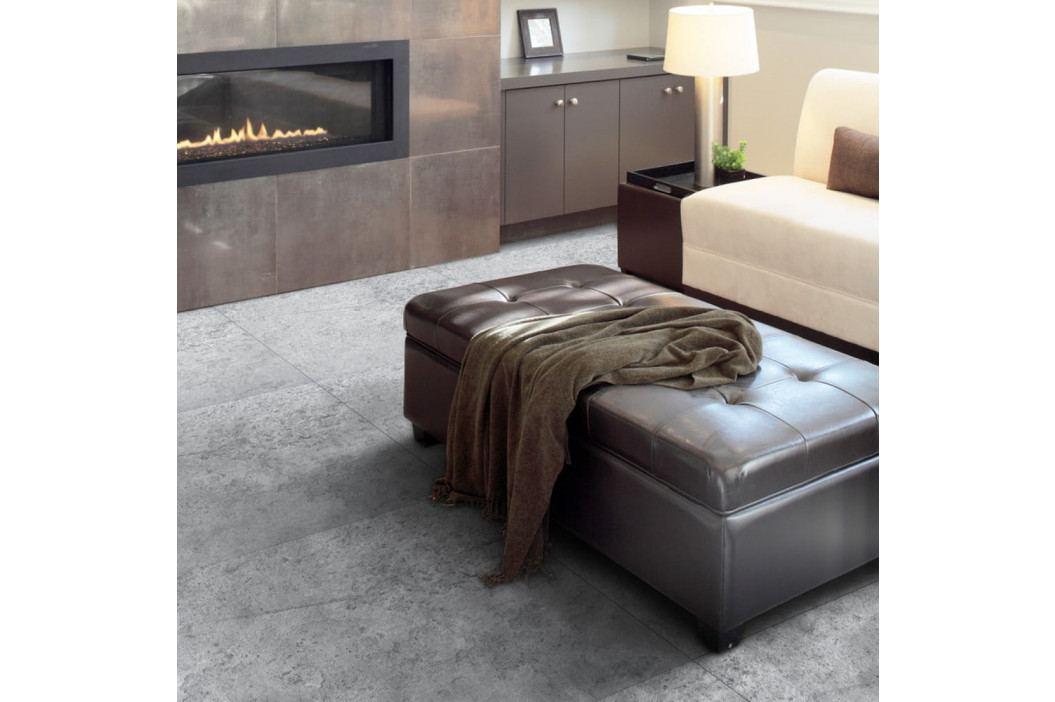 Samolepka na podlahu Ambiance Floor Sticker Stone Slab, 45 x 45 cm