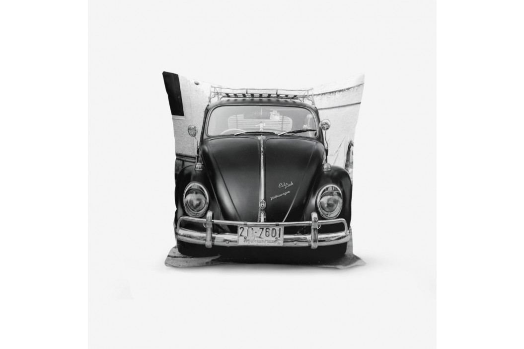 Povlak na polštář s příměsí bavlny Minimalist Cushion Covers Vosvos, 45 x 45 cm