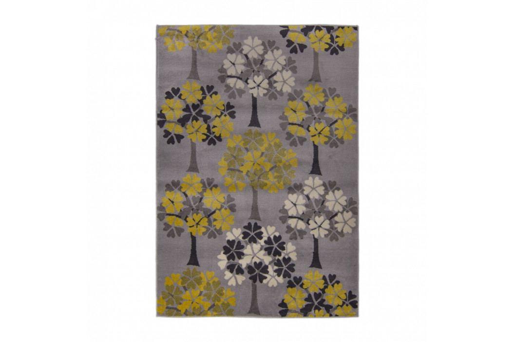 Koberec Flair Rugs Blossom Tree Ochre, 120 x 170 cm