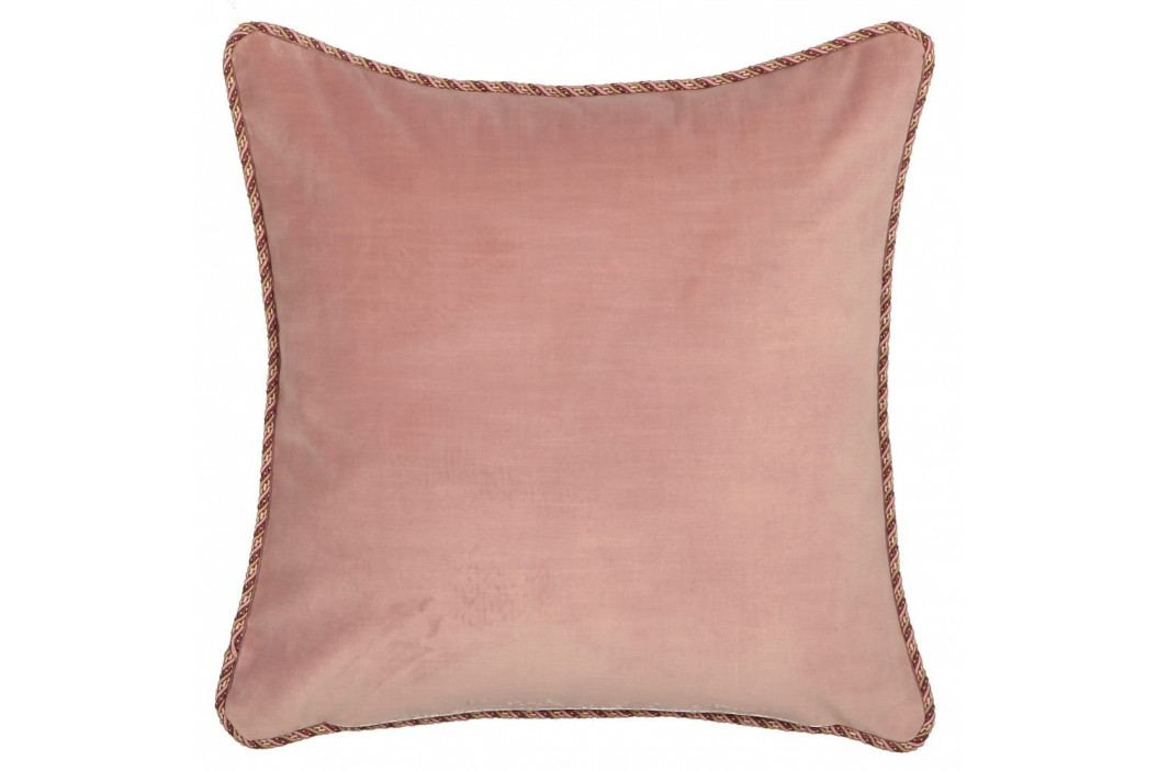 Fialovo-růžový oboustranný polštář Kate Louise Simio, 45 x 45 cm