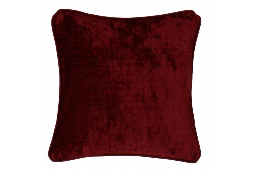 Tmavě červený polštář Kate Louise Exclusive Ranejo, 45 x 45 cm