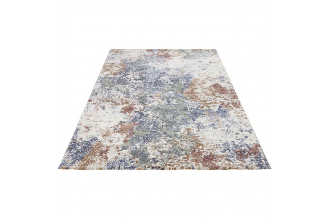 Světle modro-zelený koberec Elle Decor Arty Fontaine, 120 x 170 cm obrázek inspirace
