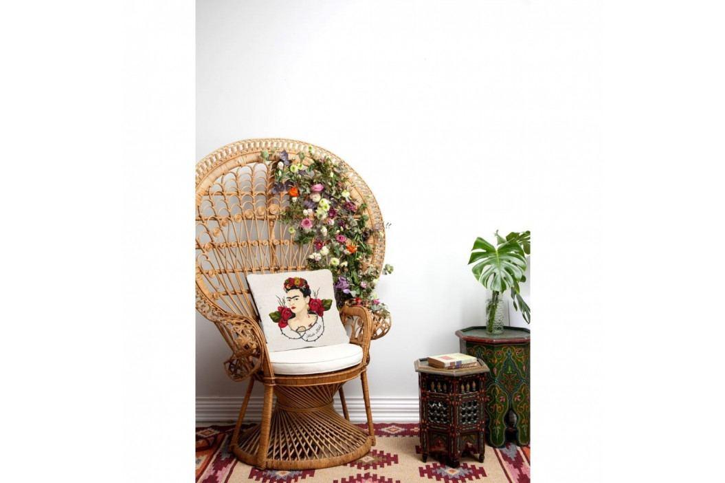 Oboustranný povlak na polštář Madre Selva Frida Roses, 45 x 45 cm