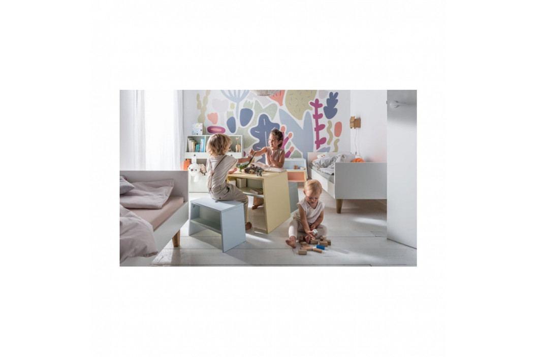 Žlutozelený dětský stolek Vox Tuli