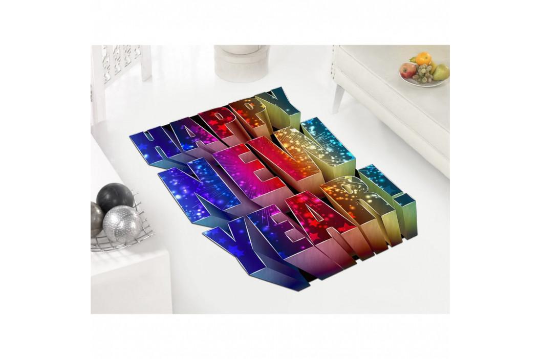 Koberec Vitaus Happy New Year, 60 x 100 cm