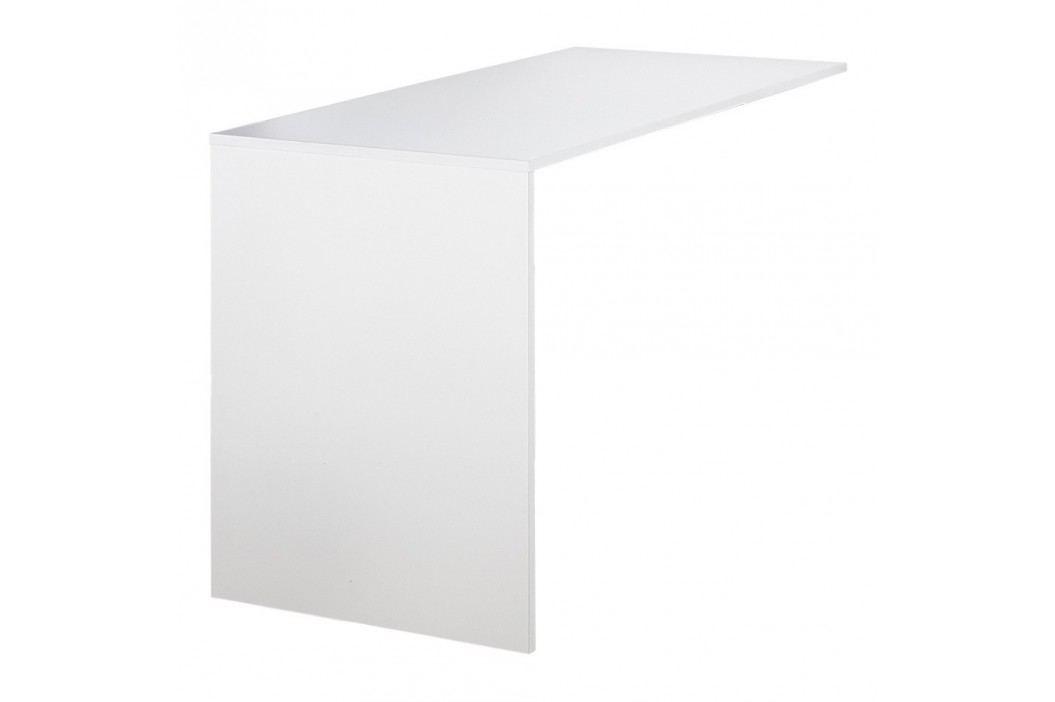 Bílý přídavný stůl Germania Altino