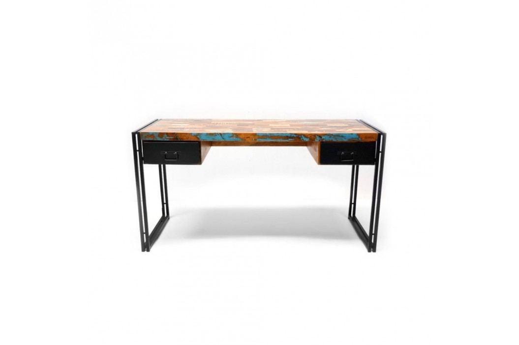 Psací stůl z masivního dřeva SOB Toronto