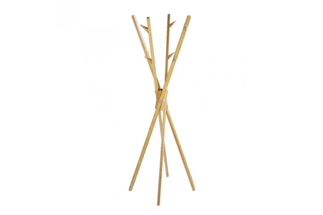 Věšák z bambusového dřeva Wenko Mikado, výška 170 cm obrázek inspirace