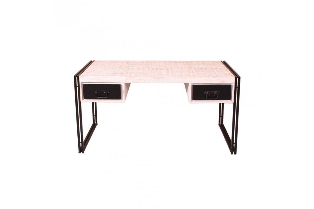 Psací stůl z mangového dřeva SOB Psylla