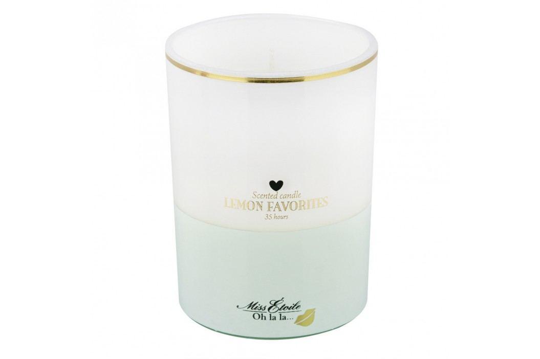 Svíčka Miss Étoile Lemon Favorites, 35 hodin