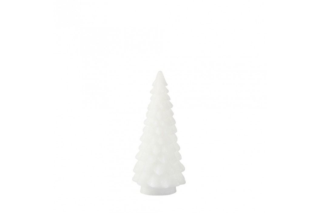 LED svíčka s časovačem Villa Collection Tree, výška 16,5 cm