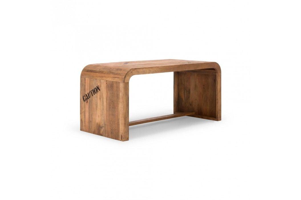 Pracovní stůl z mangového dřeva SOB Yorkshire