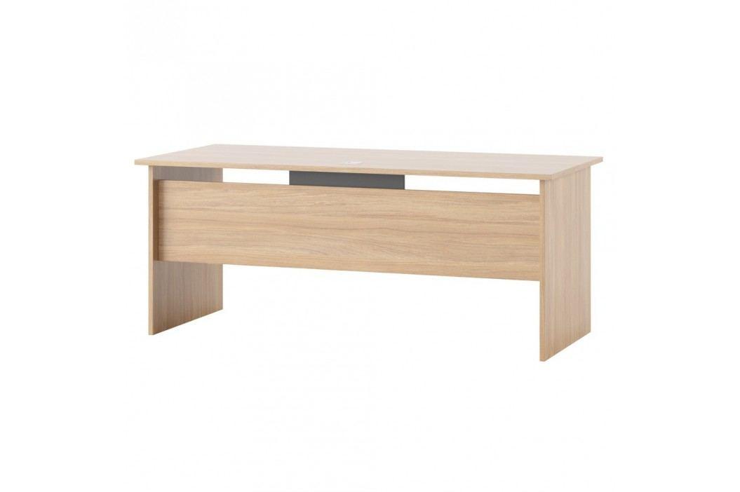 Pracovní stůl Szynaka Meble Omega, šířka 180 cm
