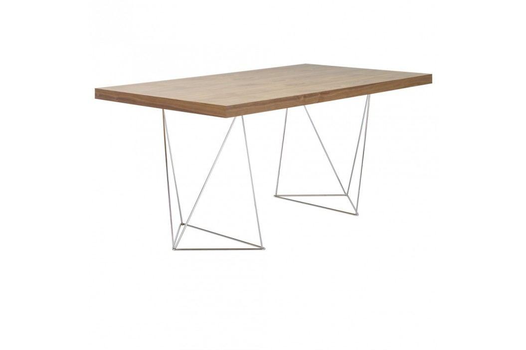 Hnědý stůl TemaHome Multi, délka 1160 cm