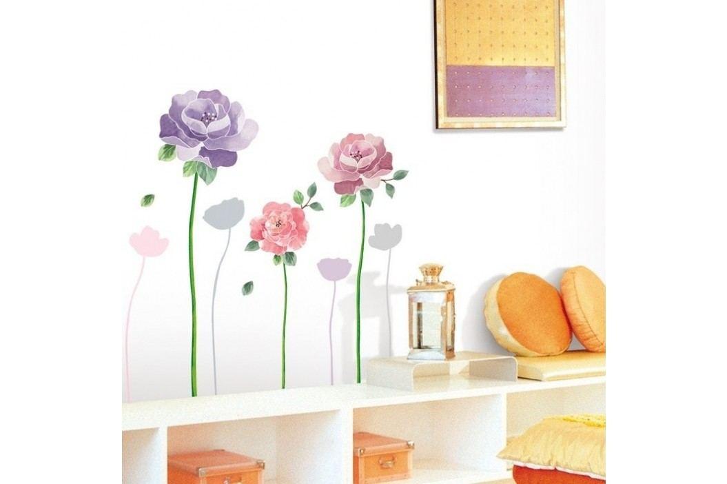 Sada samolepek Ambiance Rose Flowers
