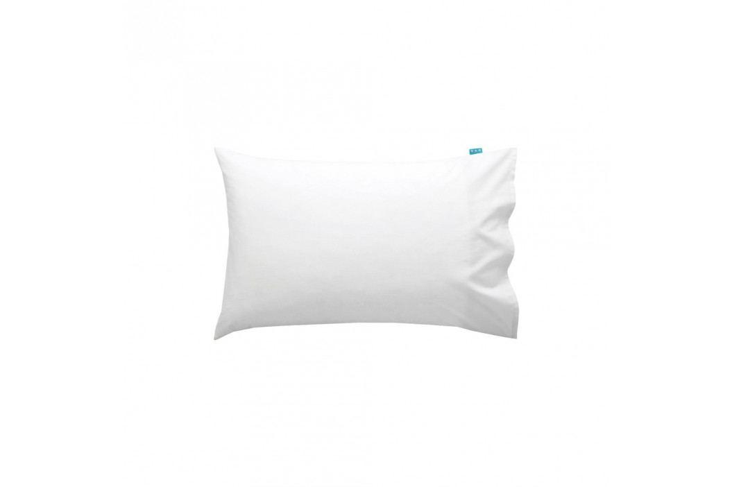 Bílý povlak na polštář Happy Friday Basic, 50x30cm