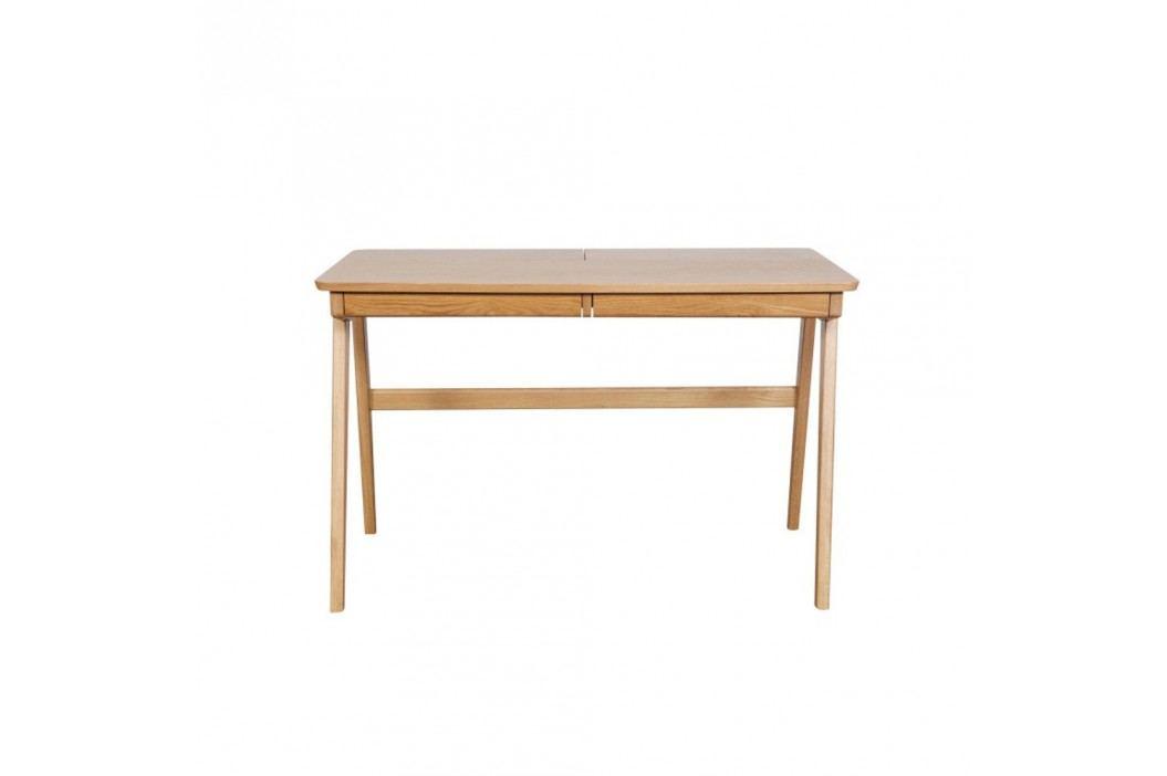 Dřevěný psací stůl De Eekhoorn Oxford