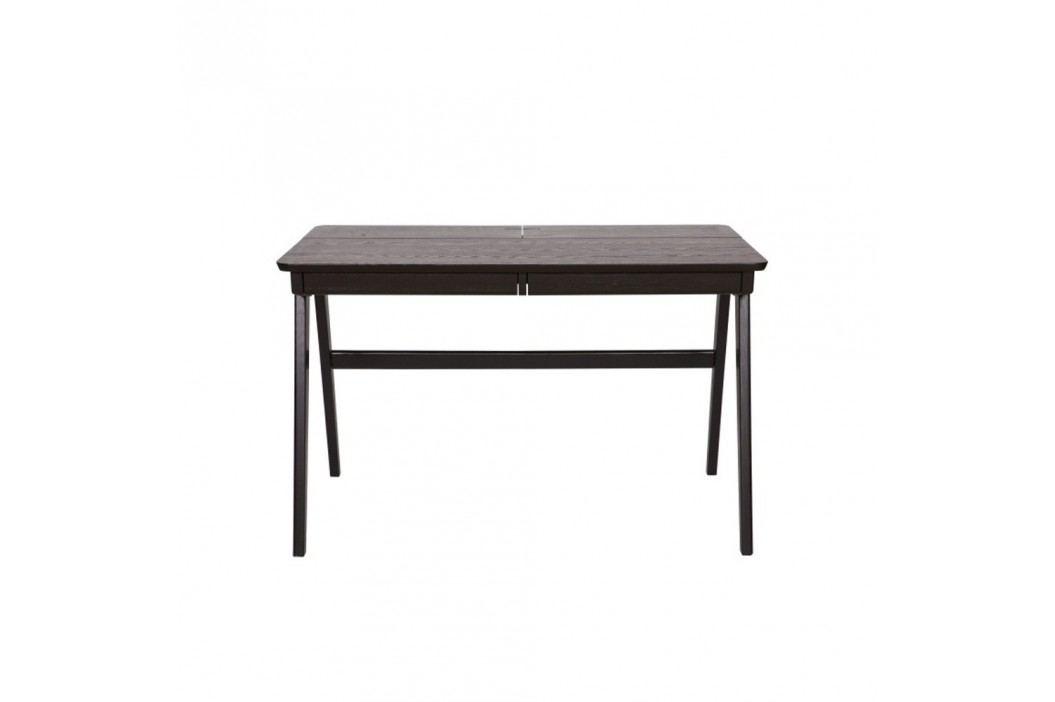 Černý psací stůl De Eekhoorn Oxford