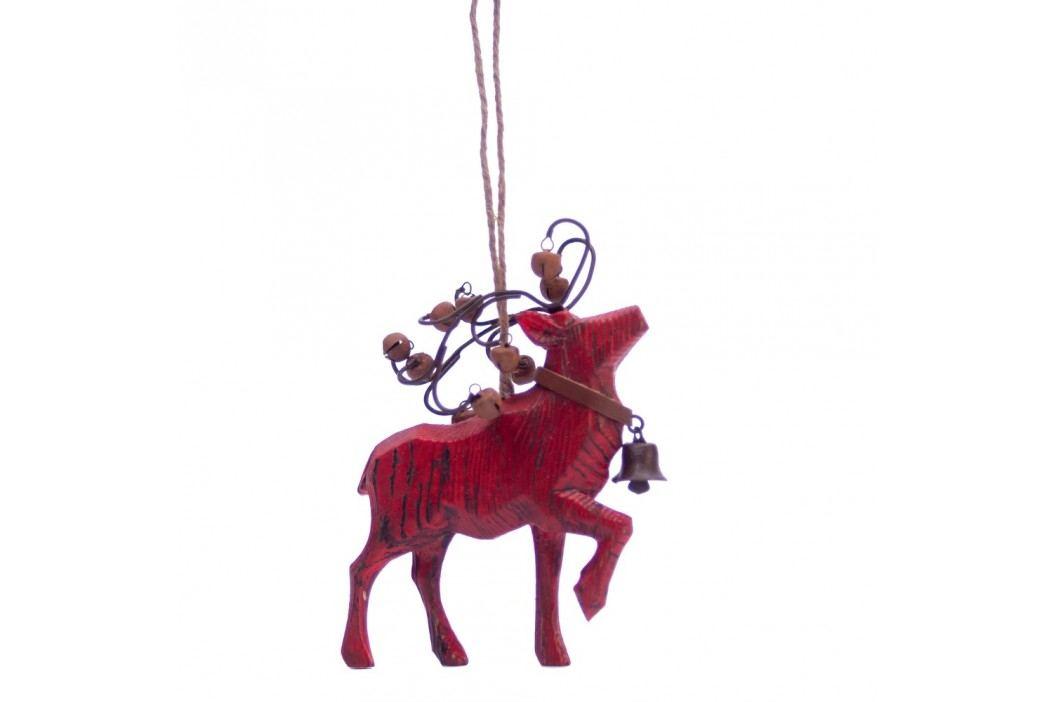 Závěsná dekorace Antic Line Red Deer