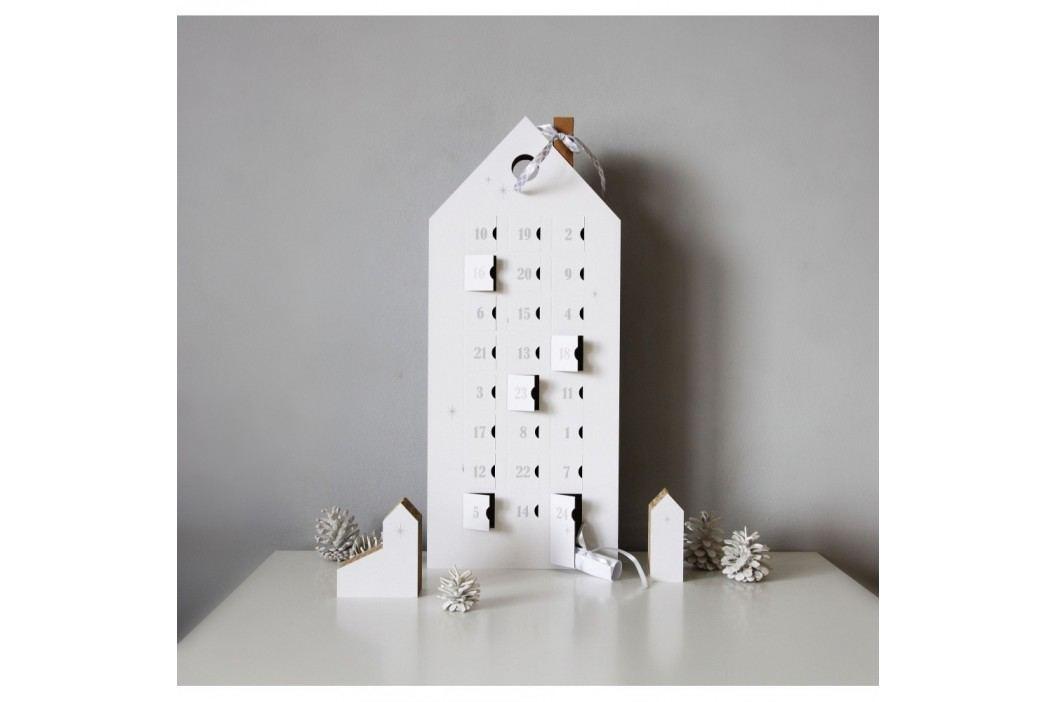 Adventní kalendář se stříbrnými detaily Unlimited Design for kids