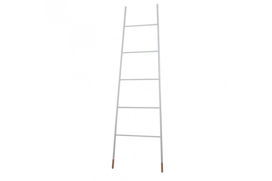 Bílý odkládací žebřík Zuiver Rack obrázek inspirace