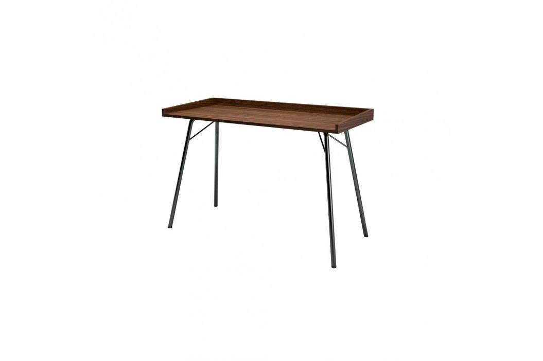 Pracovní stůl Woodman Rayburn Desk Dark