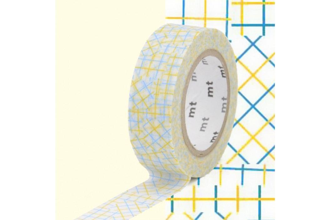 Washi páska MT Masking Tape Cecile, návin10m