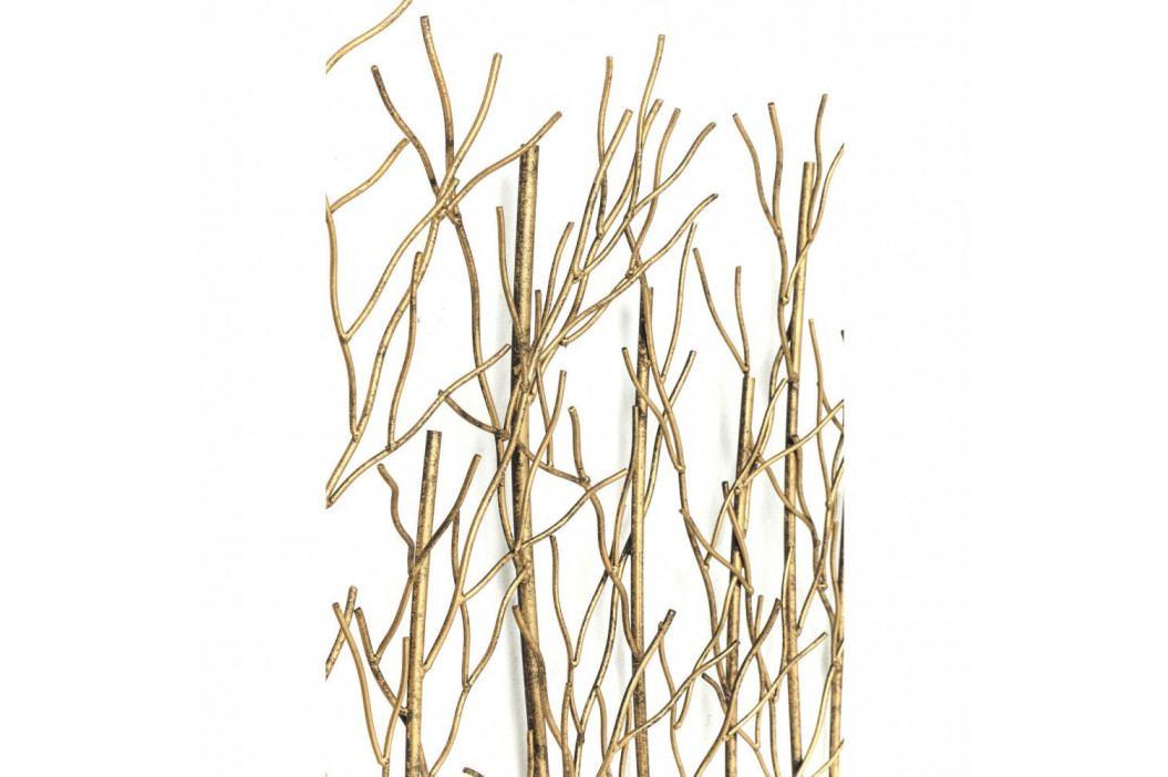 Nástěnný věšák ve zlaté barvě Kare Design Bush obrázek inspirace