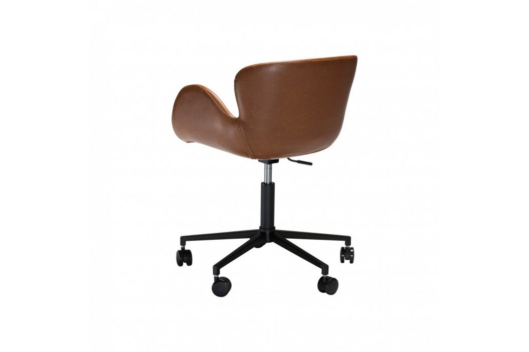 Světle hnědá kancelářská židle DAN-FORM Denmark Gaia