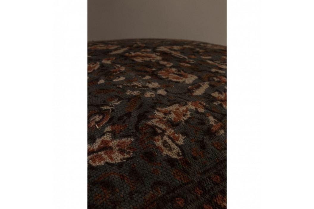 Šedý polštář Dutchbone Indian, 70x70cm