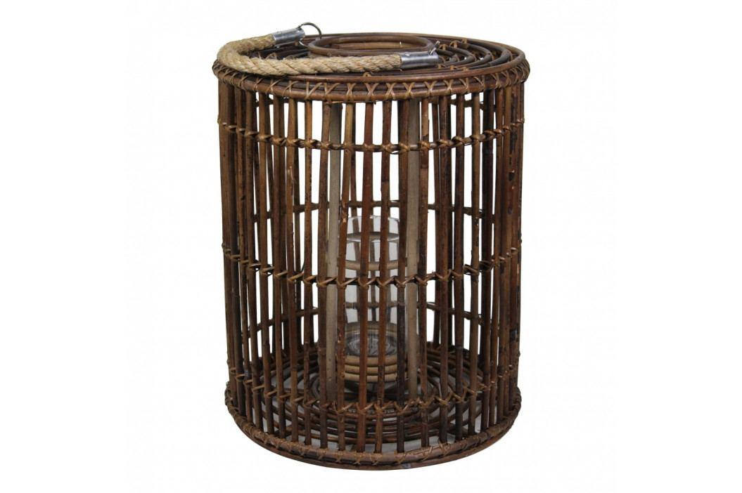 Lucerna z bambusu HSM collection Koboo