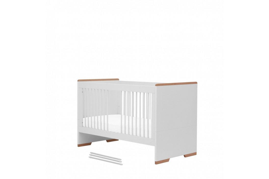 Variabilní dětská postýlka Pinio Snap, 140x70cm
