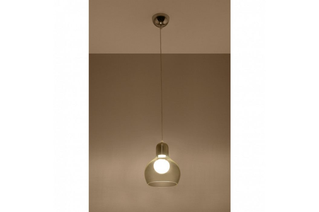 Stropní svítidlo Nice Lamps Rio Amber