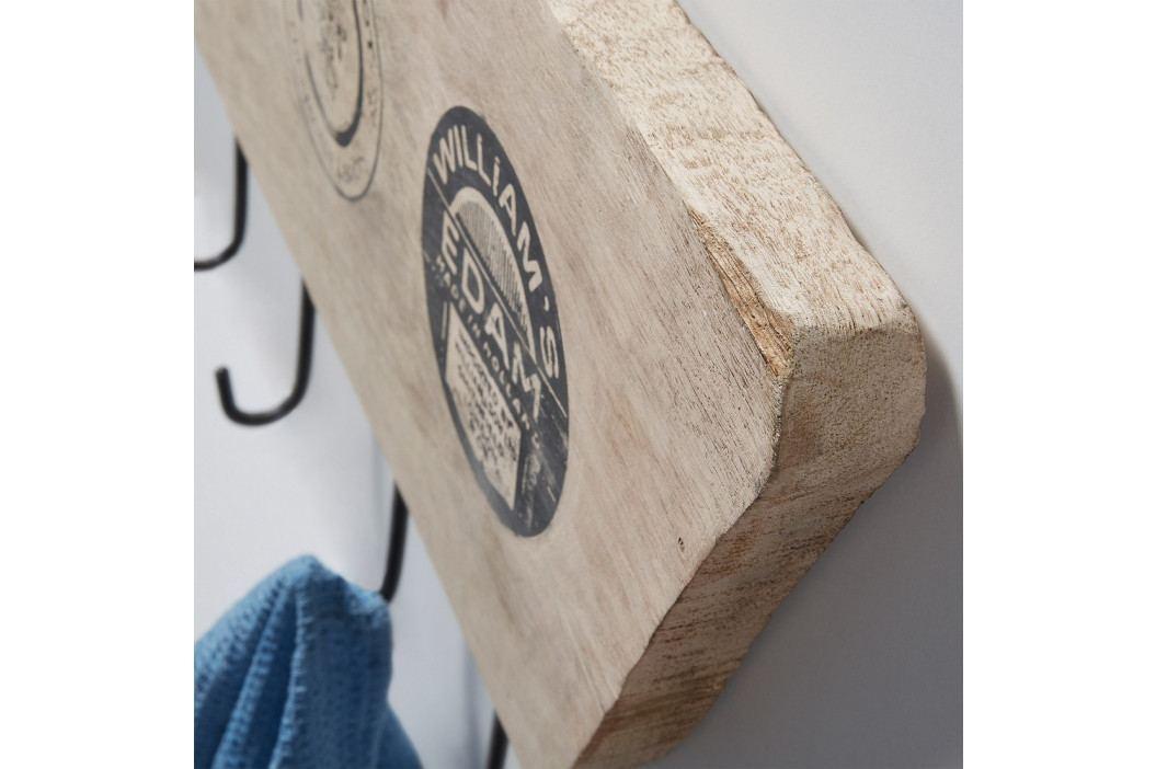 Dřevěný věšák La Forma Fusy