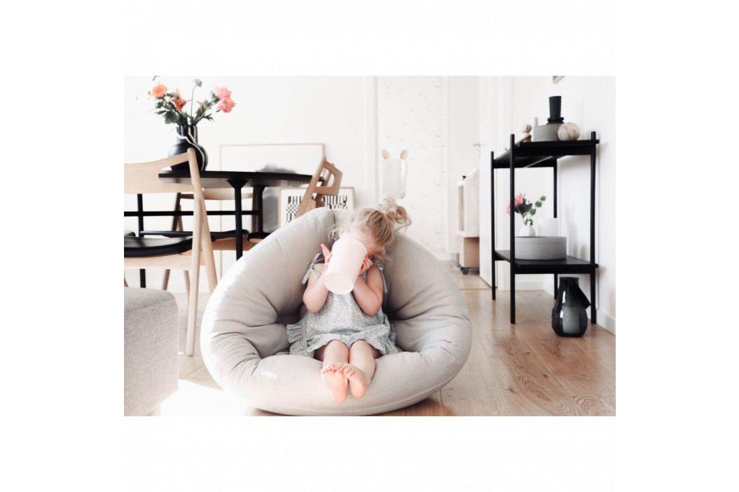 Bavlněné dětské rozkládací křesílko Karup Mini Nido