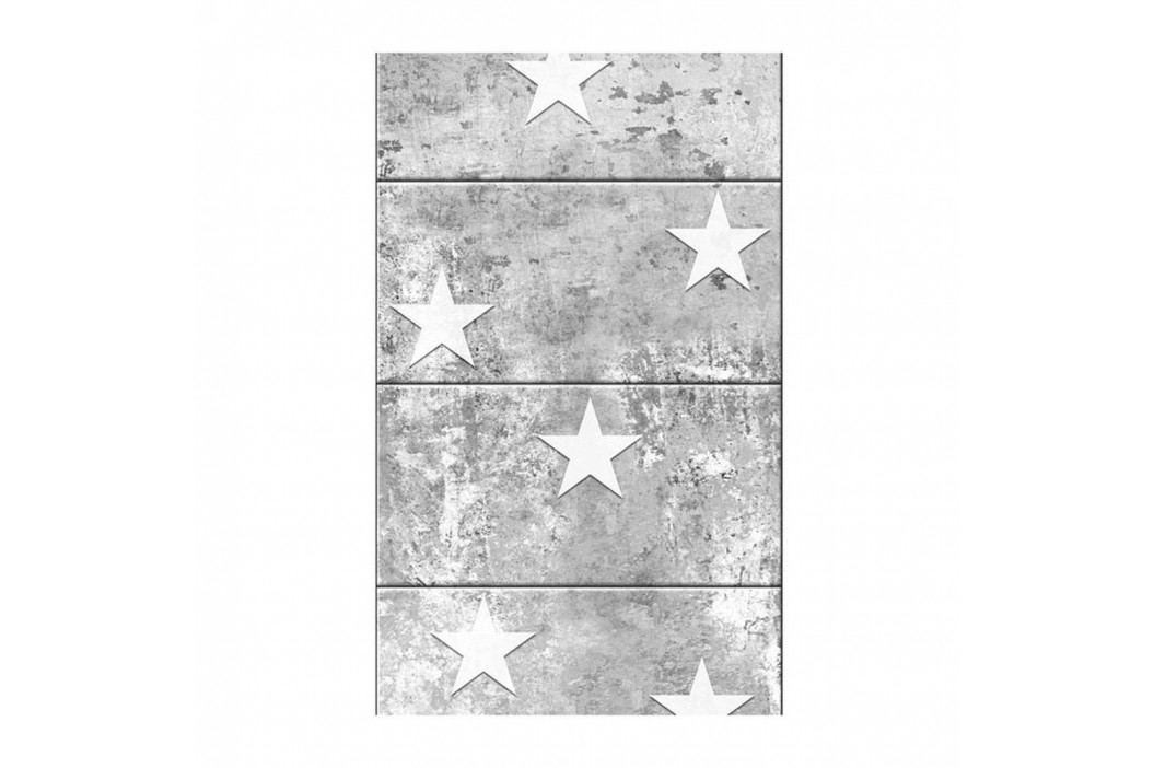 Tapeta v roli Bimago Stars On Concrete, 0,5x10m obrázek inspirace