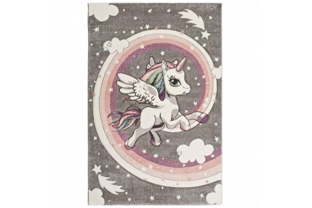 Dětský koberec Universal Unicorn, 120 x 170 cm