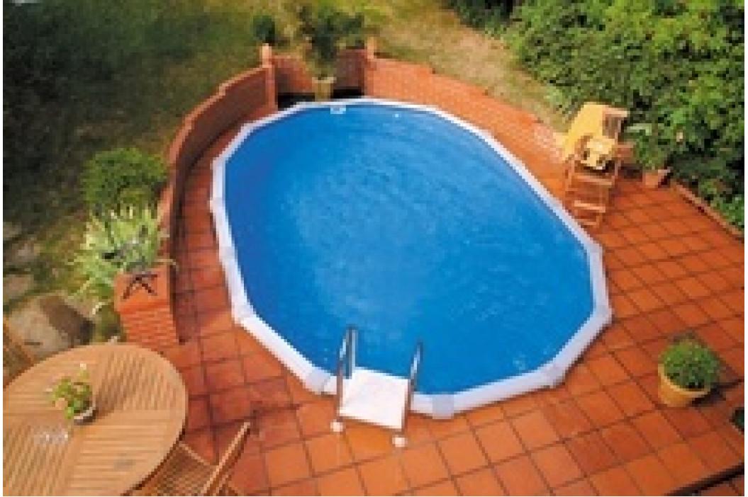 Bazén Cranpool Sun Remo 7,2 x 3,6 x 1,32m