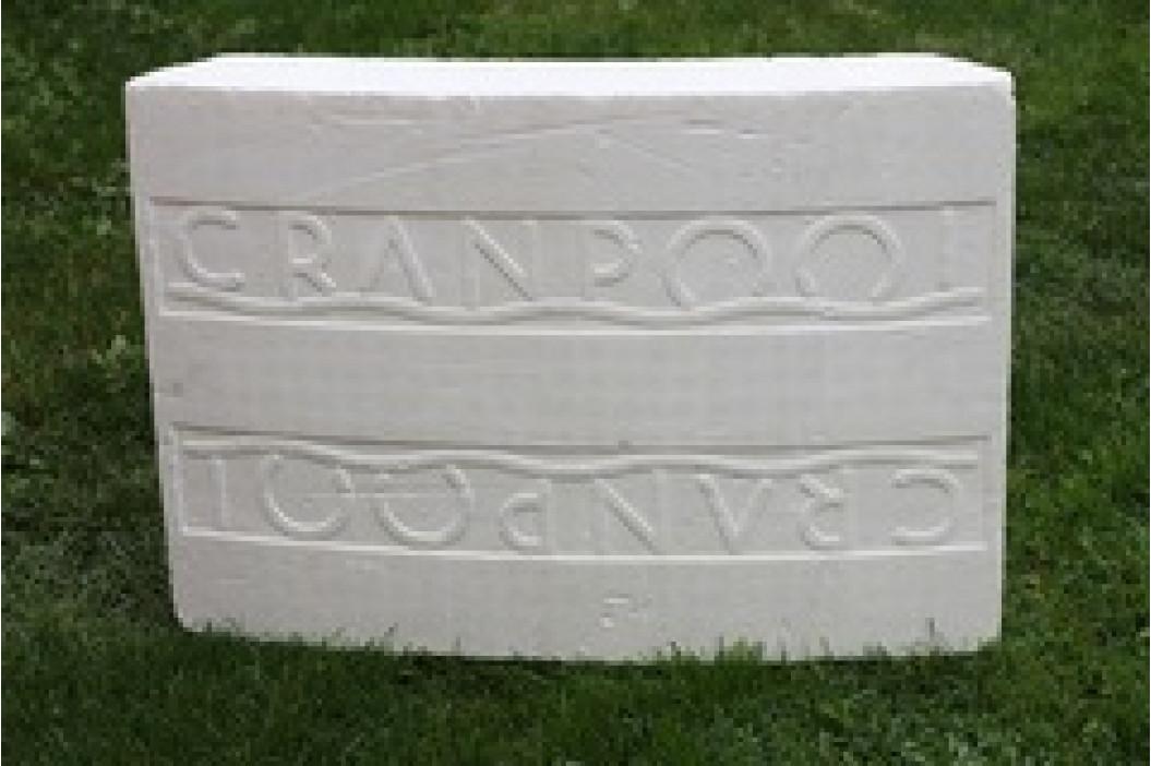 Cranpool Izolační systém stěny bazénu 9x4,5m - výška 30cm