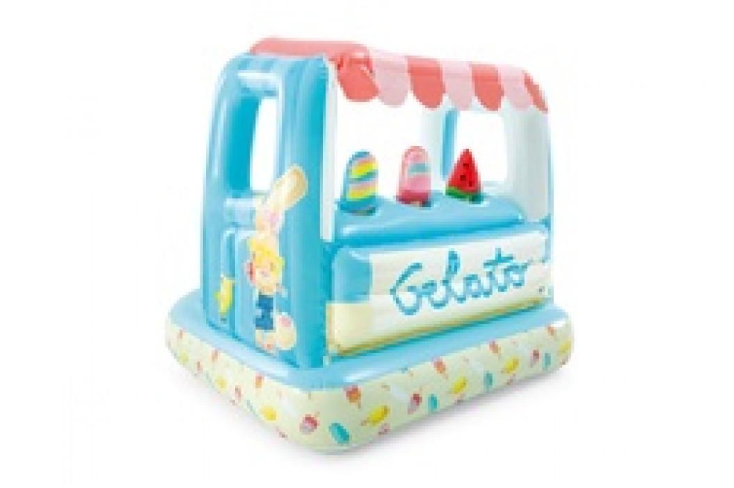 INTEX 48672 Hrací centrum domeček zmrzlina